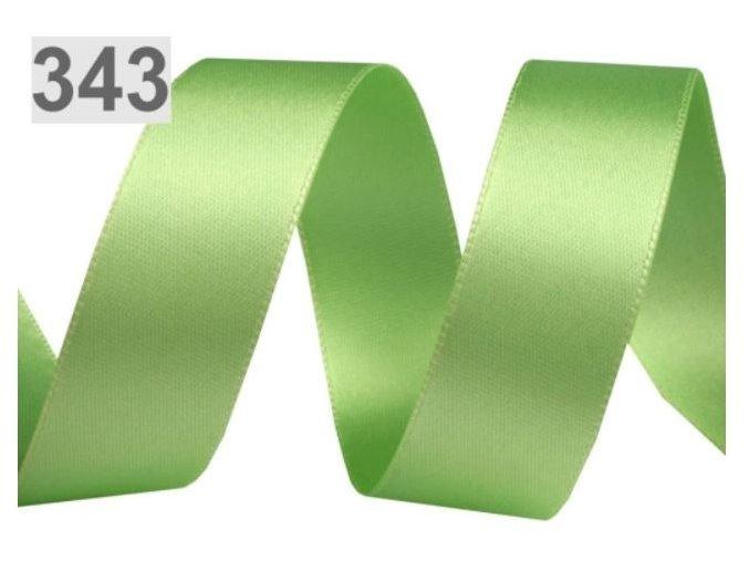 zelená stuha 343