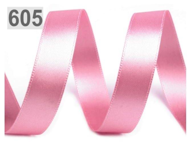 růžová stuha 605
