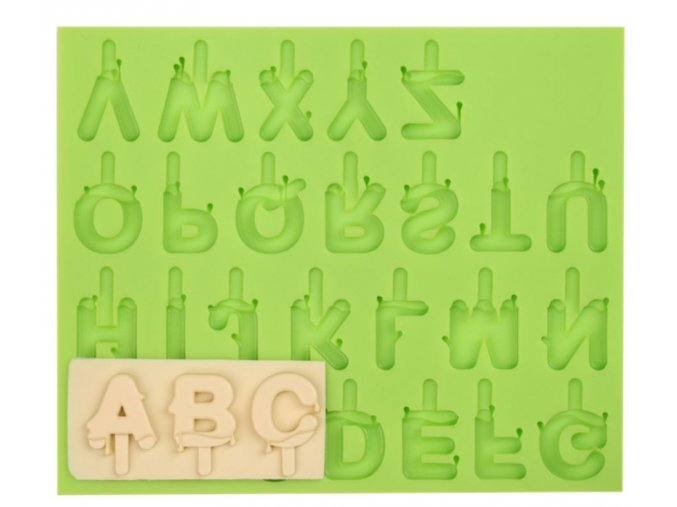 abeceda na stopce