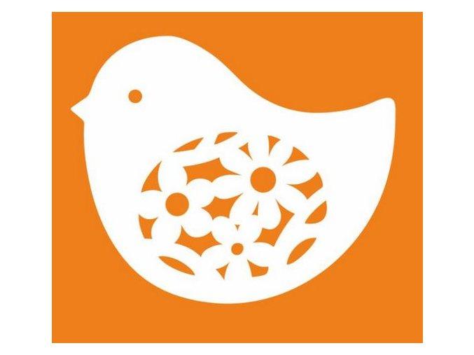 ptáček jedlý papír