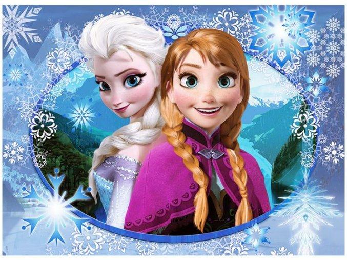 Frozen I A4