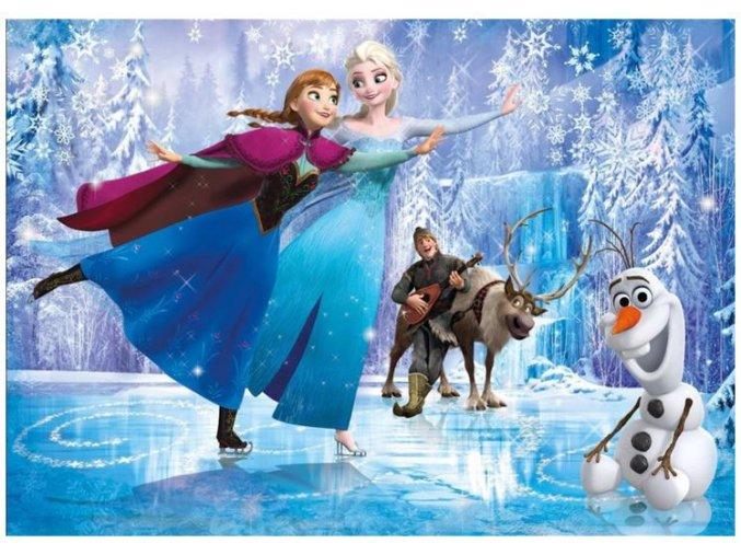Frozen II A4