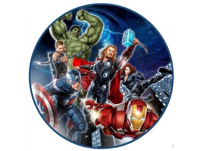 Avengers 3 kruh