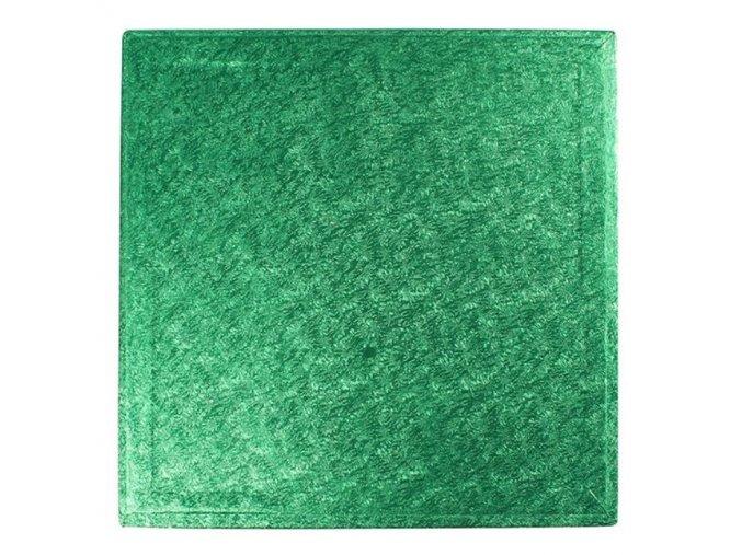 zelený čtverec