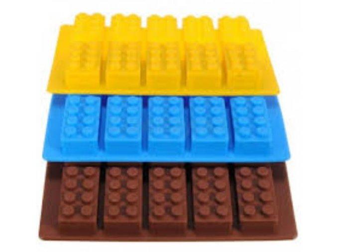 Lego kostky stejné