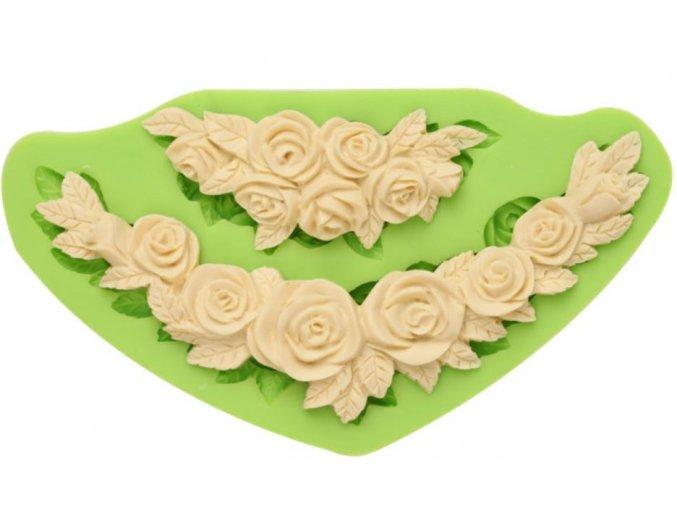 girlanda růže2