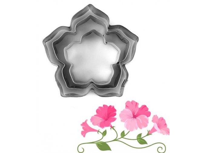 Květ. tvarovaná