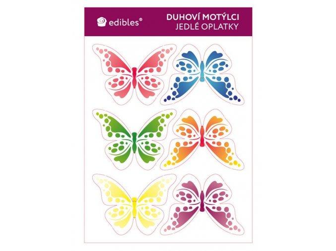 Duhoví motýlci