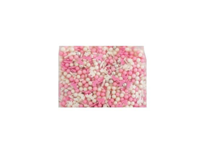 růžový mix