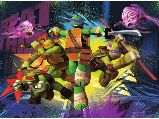 Želvy ninja 3