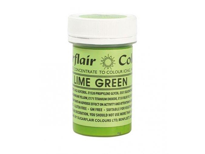 lime green sgf