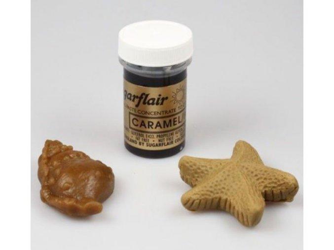 caramel ivory sgf