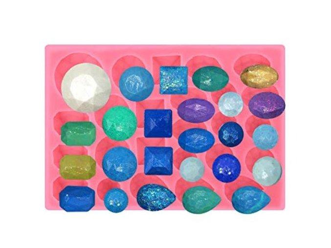 diamanty velký silikon
