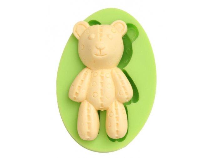 medvídek silikon