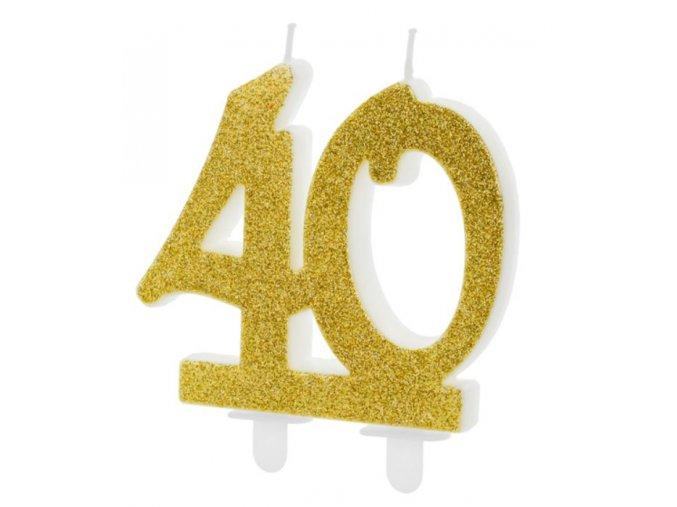 číslo 40