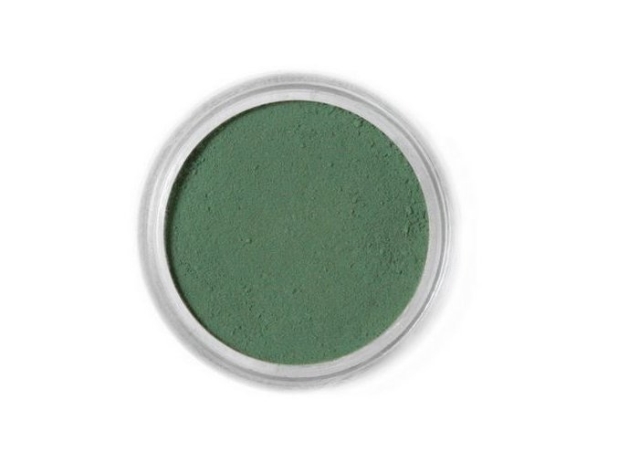 prach. Graas green