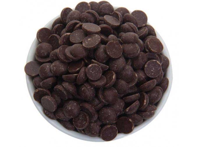 čokoláda hořká pecky