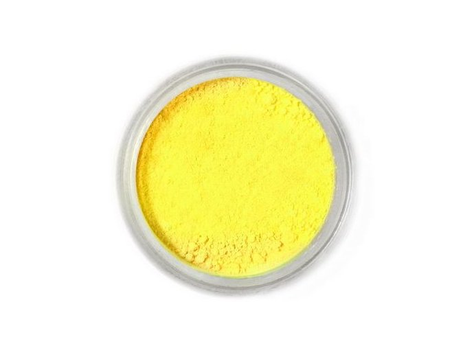 prach. Lemon Yellow