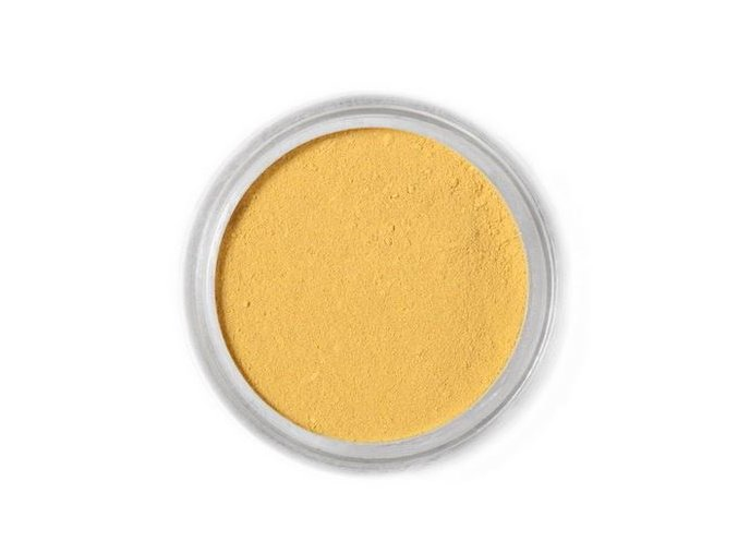 prach. Mustard Yellow