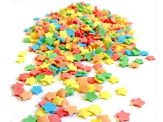 cukrové hvězdičky