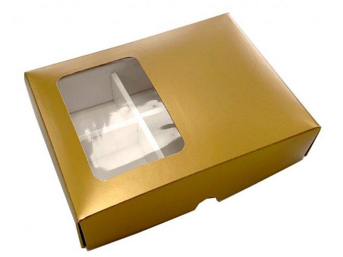 krabička na pralinky