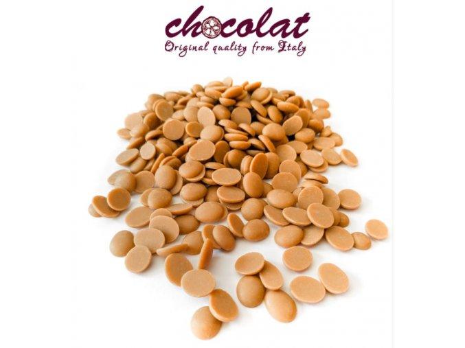 karamel. čokoláda