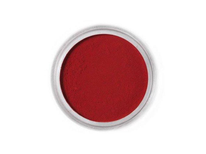 prach. Rust Red