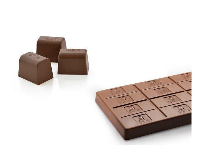nugátová čokoláda