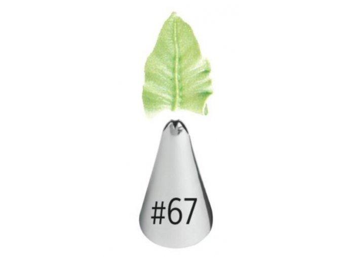 špička leaf 67