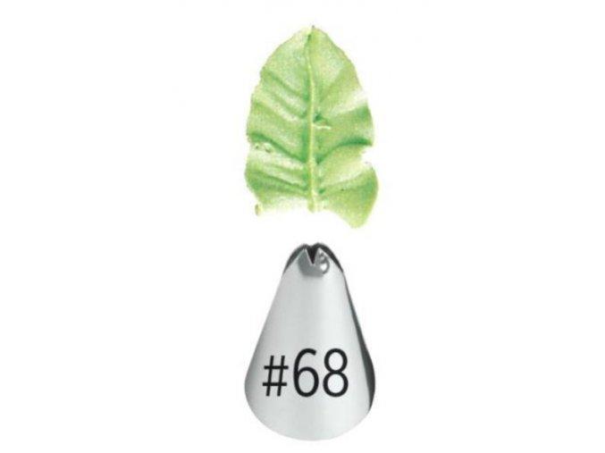 špička leaf 68