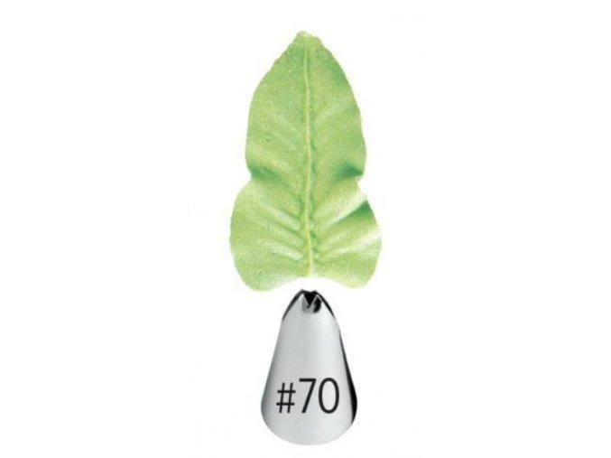 špička leaf 70