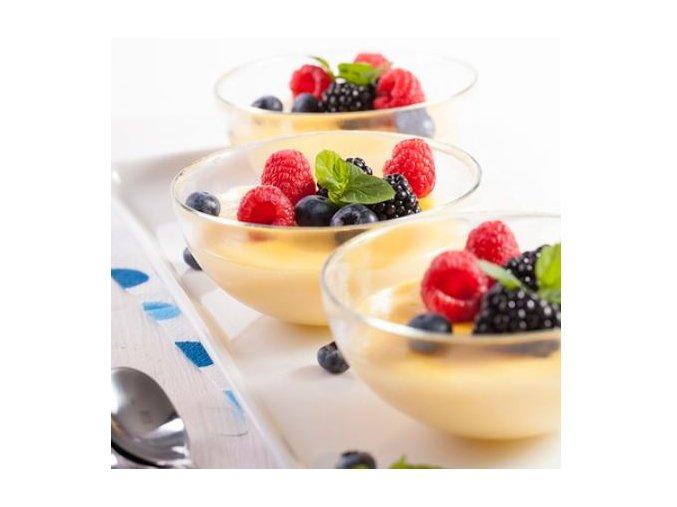 vanilk. puding