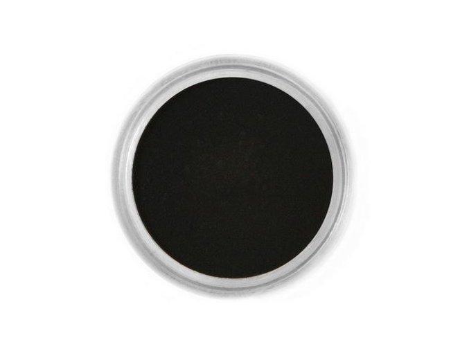 prach. Black