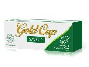 saveur gold cup cake