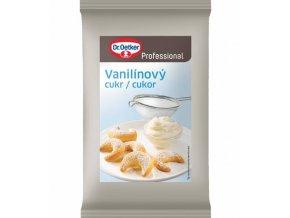 vanil. cukr dr. oetker Professional