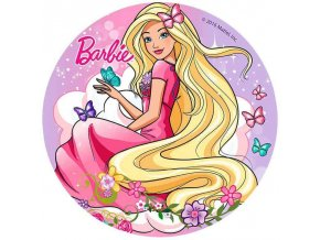 Barbie kruh 1