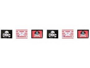 girlanda pirátská párty
