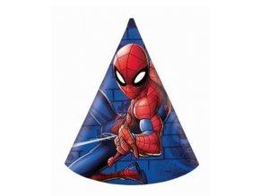 čepičky spiderman