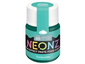 neonz turquoise