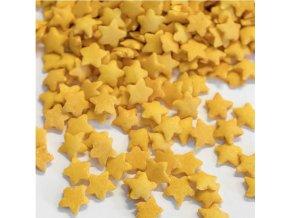 cukr. hvězdičky zlaté