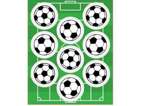 fotbal. míče