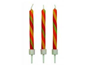 svíčky twist