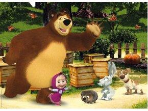 máša a medv. a4