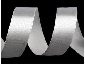 bílá stuha 20 mm