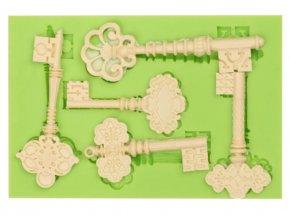 klíče 2