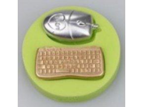 myš a klávesnice