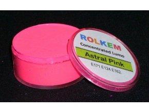 prachová astral pink