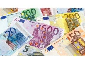 EUR bankovky