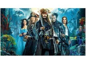 Piráti z Karibiku A4