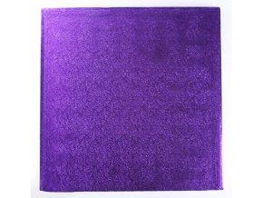 fialový čtverec